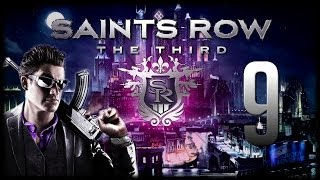 Łódź z dziwkami | Saints Row: The Third - #09 [PL]