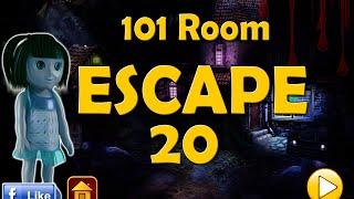 Classic Door Escape - 101 Room Escape 20 - Android GamePlay Walkthrough HD screenshot 5