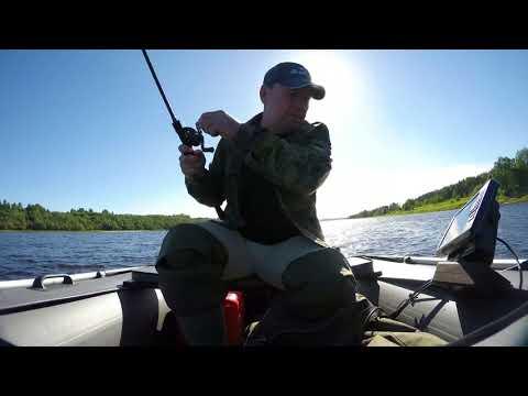 Первая рыбалка с