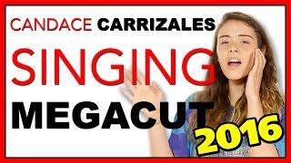 Candace Carrizales Singing 2016 MEGACUT