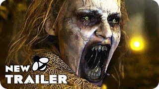 The Mermaid: The Lake of the Dead Trailer (2018) Horror Film