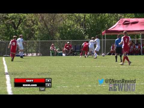 High School Rewind - East @ Highland (Boys Soccer) {5-5-17}