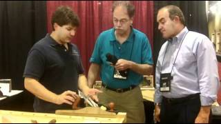 Scott Phillips Interviews Woodcraft President, Jeff Forbes At The Vendor Trade Show 2011