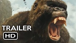 Kong: Skull Island Trailer #3 (2017) Samuel L. Jackson, Tom Hiddleston Action Movie HD