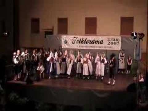 Furlan traditional folk song 1