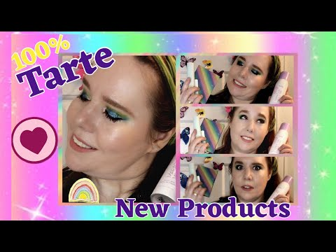 Tarte New releases! Sunbeams & Day Dreams, surfer girl curl , BB cream , mineral sunscreen