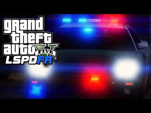 GTA 5 LSPDFR SP #3 - You Lose!