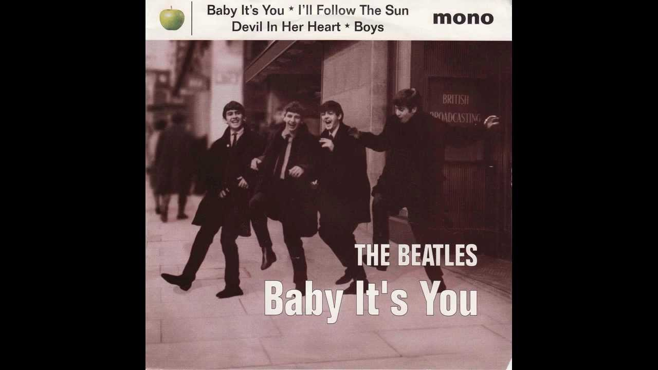 Beatles baby its you 45 rpm single played at 33 youtube beatles baby its you 45 rpm single played at 33 hexwebz Images