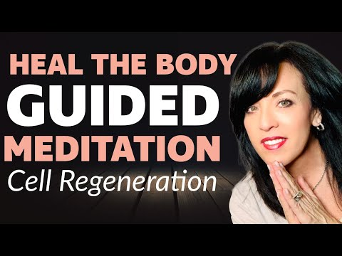 Meditation Guided Heal the Body--Face the Fear Find the Power to Heal