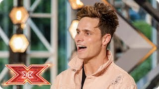Will Spencer Sutherland get it on for the Judges? | Auditions Week 4 | The X Factor 2017