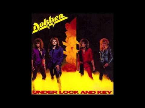 DokkenIn My Dreams backing track