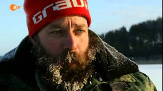 ZDF - aussendienst Beim Eisanglen in Russland 10.12.2014