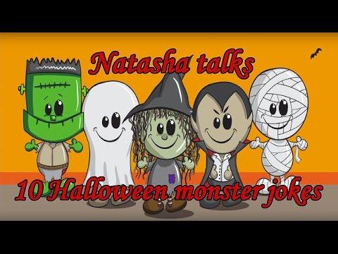 10 Halloween monster jokes