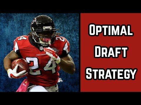 Best Fantasy Football Draft Strategy - Standard Scoring - 동영상