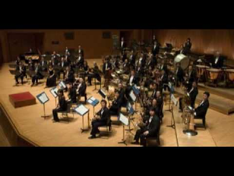 Tokyo  Kosei Wind Orchestra  -  BATMAN    by Danny Elfman   arr.Toshihiko Sahashi