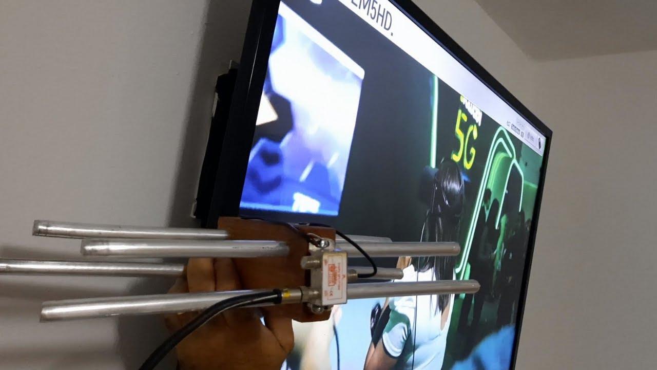 ¿Necesita una antena hd para un televisor de alta definición?