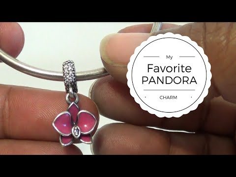 My Favorite💝 Pandora Jewelry💍 Charm | Cleaning Silver Jewelry With Dish Washing Liquid