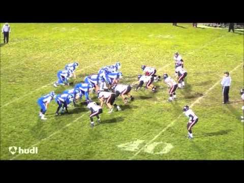 Josh Meyers (2017 Ohio State Commit) Highlights