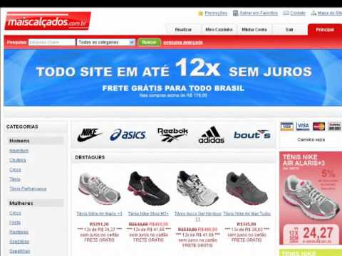 086ed020b Calçados Femininos - Lindos Calçado Feminino em oferta na Loja de Calçados  Online!