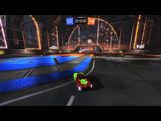 Rocket League : A simple game (w/ Ladislau_br)