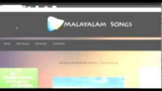 Download New Malayalam Songs ( malayalamsongs.eu )