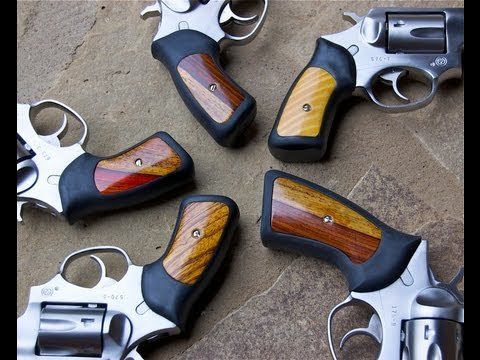 Handmade Custom Grips For Ruger Gp100 And Ruger Sp101