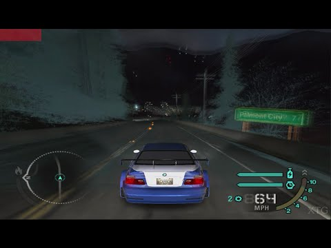Need For Speed Carbon Ps2 Gameplay Hd Pcsx2 Youtube