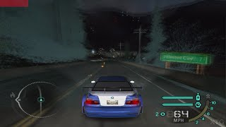 need for Speed: Carbon PS2 Gameplay HD (PCSX2)