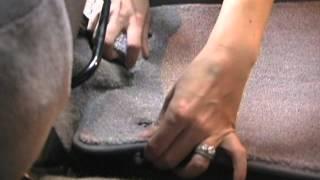 Lloyd Mats Ultimat - The Original Custom Fit Carpet Floor Mats