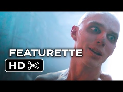 Mad Max: Fury Road Featurette  Nux 2015  Nicholas Hoult Movie HD
