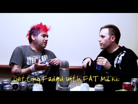 FAT MIKE from NOFX on GOT FADED JAPAN