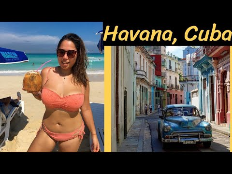Top things to do when in Havana! - Cuba Travel Vlog