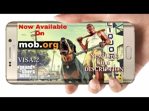 GTA-5 Visa 2 Available On Android || New Apk+data || Proof With Gameplay || Hindi/Urdu (Hindi)