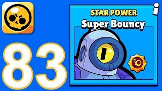 Brawl Stars - Gameplay Walkthrough Part 83 - Rico Star Power (iOS, Android)
