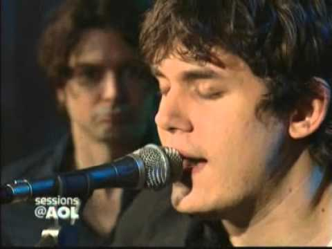 John Mayer - Clarity AOL Sessions