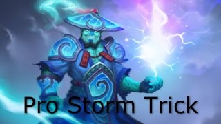 Dota 2 Storm Spirit PRO Guide - Tips & Tricks, Farming Efficiency