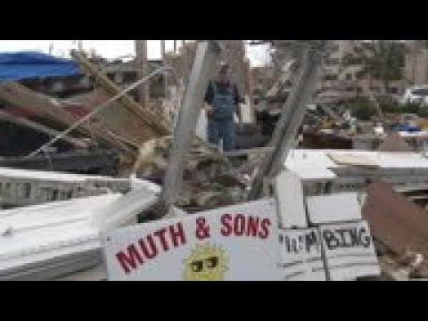 Panhandle struggles months after hurricane
