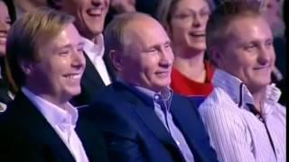 Павел Воля и Владимир Путин/ V.V.Putin/Russia