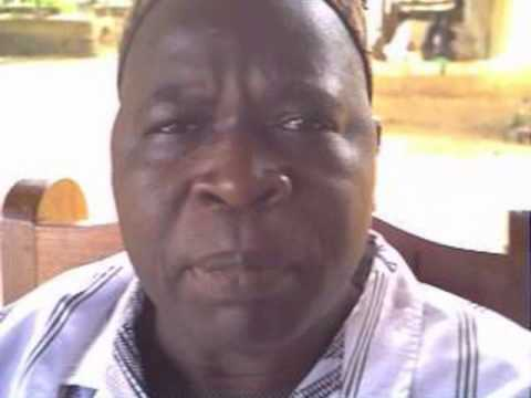 Paramount Chief of Kalansogia Chiefdom in Bumbuna endorses Pa Sorie Kargbo Foundation.