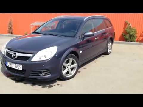 Opel Vectra 2007г. 1.9л 110кВт, дизель. UAB VIASTELA. Авто из Литвы.