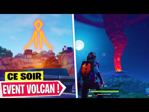 🔴ÉvÉnement-a-21h30-!-la-5iÈme-rune-va-dÉclencher-l'Éruption-du-volcan-sur-fortnite-!-rip-tilted