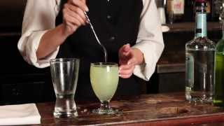 Absinthe Frappé Cocktail - How To Make A Absinthe Frappé