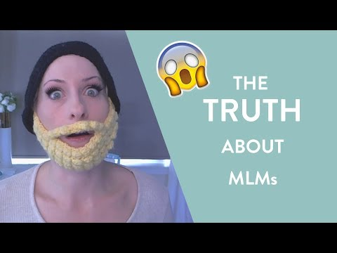 The truth about MLMs - Setting up your own business