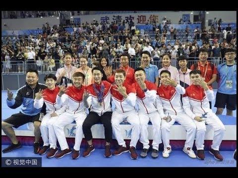 2017 China National Games (MT) Final: Shanghai Vs Sichuan