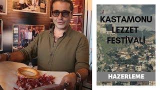 Kastamonu Gastronomi Festivali'ndeyiz! Yöresel Lezzetler, Tirit, Pastırma, Kastamonu Pizzası