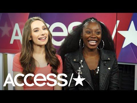 'The Voice': Christiana Danielle & Jackie Verna On Their Double Elimination