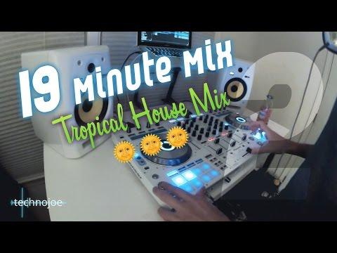technojoe - Tropical House DJ summer mix #2 (Nico & Vinz / Calvin Harris / Thomas Jack / Sam Feldt)