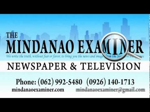 Mindanao Examiner Newspaper TVC
