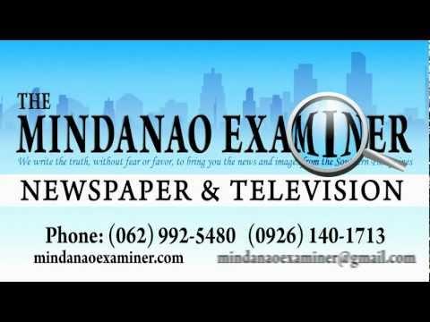Mindanao Examiner Newspaper TVC