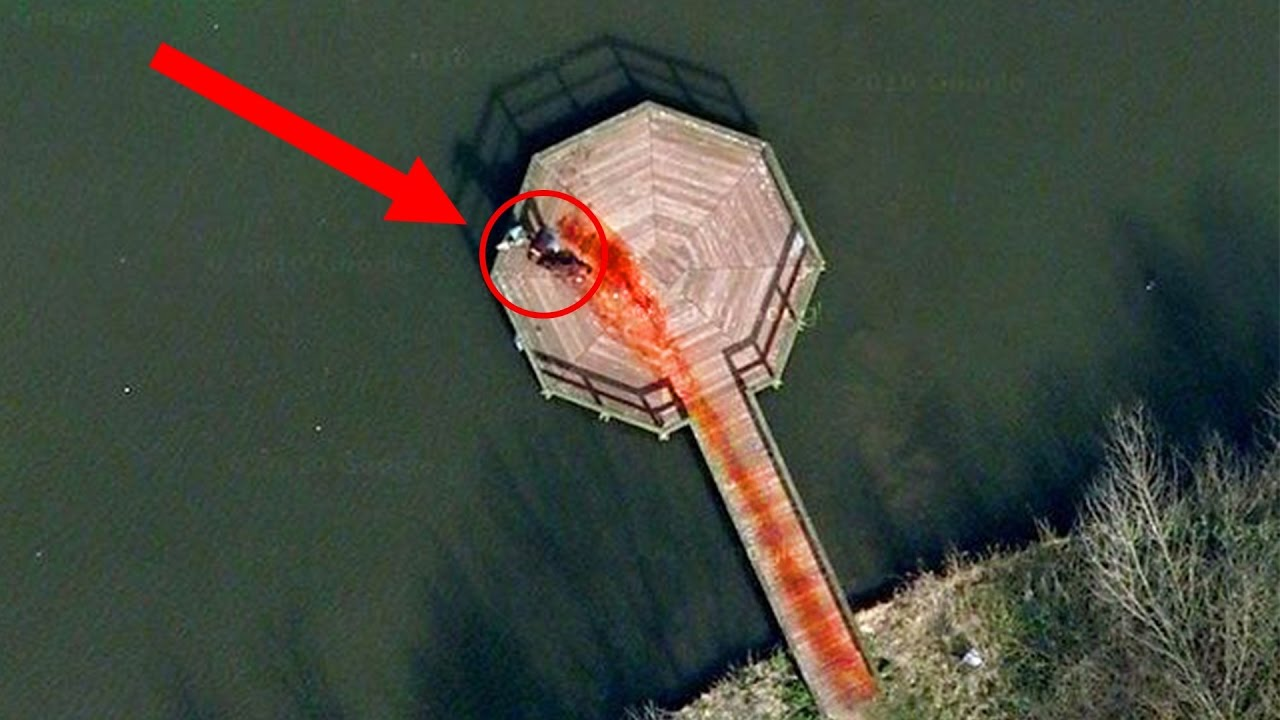 Weird Photos From Google Earth 11